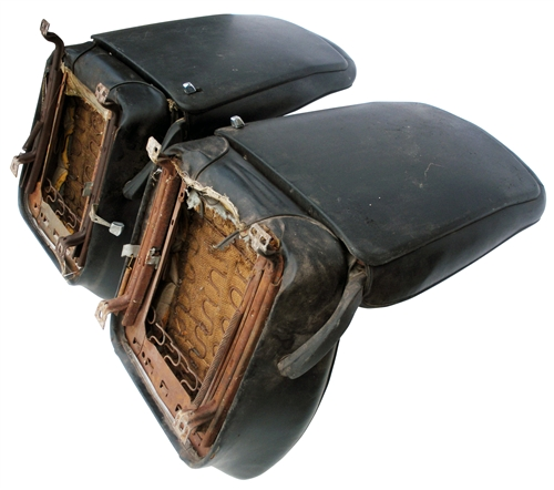 1968 Camaro Front Bucket Seat Assemblies Set