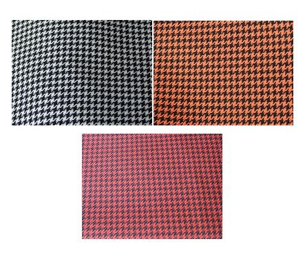 Interior Material Houndstooth Colors Sold By The Yard