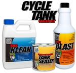 KBS Coatings Cycle Tank Sealer Kit