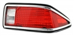 1974 - 1977 Tail Light Lense Assembly, RH