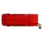 1968 Camaro Plug and Play LED Tail Light Brake Lens, Standard or Rally Sport, Each