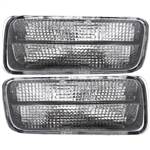 1985 - 1992 Camaro Park Light Turn Signal Lamp Assembly, PAIR