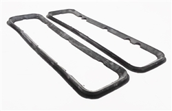 1967 - 1968 Camaro Tail Light Bezel Housing Gaskets Set, Molded Rubber, Pair