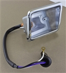1967 Camaro Rally Sport Parking Light Housing, Right Hand