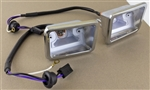 1967 Camaro Rally Sport Parking Light Housings Set, Pair