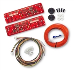 1967 - 1968 Tail Lights Kit, Standard, LED