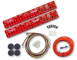1967 - 1968 Camaro RS Sequential LED Tail Light Kit, Rally Sport