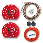 1970 - 1973 Tail Lights Kit, All Models, LED