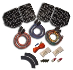 1982 - 1992 Tail Lights Kit, All Models, LED Digital Sequential