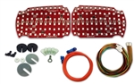 1974 - 1977 Tail Lights Kit, All Models, LED Digital Sequential