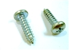 1967 - 1969 License Plate Light Mounting Screws Set, Pair
