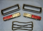 1967 Camaro Standard Tail Lights Kit