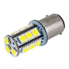 1157 LED Stop / Turn / Park Light Bulb, Ultra Bright WHITE Dual Filament, Each