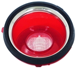 1971 - 1973 STD Tail Light Backup Lens, PILLOW OPTICS, RH