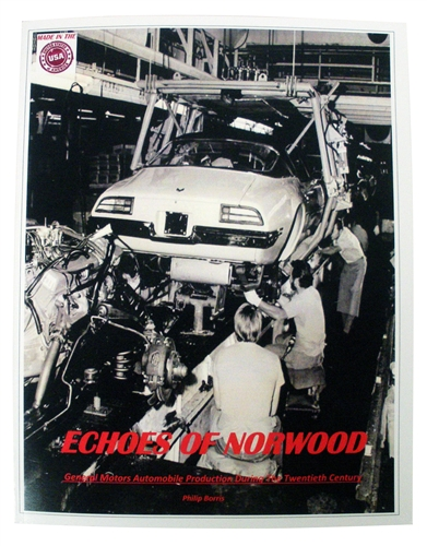 Echoes of norwood book general motors automobile for General motors assembly line job description