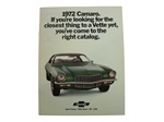 1972 GM Dealer Sales Brochure, Color