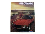 1973 Camaro Dealership Sales Brochure, Original GM NOS