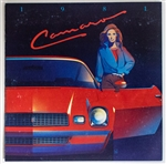 1981 Camaro Dealership Sales Brochure, Original GM NOS