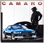 1982 Camaro Dealership Sales Brochure, Original GM NOS
