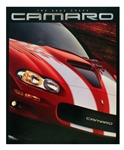 2002 Camaro Dealer Show Room Sales Brochure, GM NOS