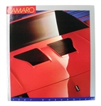 1987 Camaro Dealer Sales Show Room Brochure, Original GM NOS