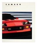 1988 Camaro Dealer Sales Show Room Brochure, Original GM NOS
