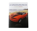 Book, Camaro: A Legend Reborn by Larry Edsall