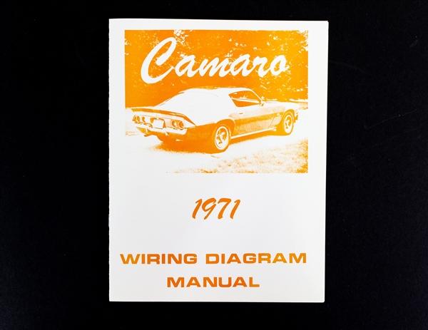 1971 Camaro Wiring Diagram Manualrhcamarocentral: 1971 Camaro Wiring Schematic At Gmaili.net
