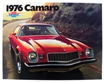 1976 Camaro Dealer Brochure