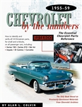 1955 - 1959 Book Chevrolet by the Numbers