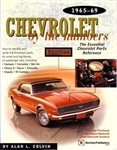 1965 - 1969 Book, Chevrolet by the Numbers