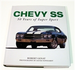"""CHEVY SS 50 Years of Super Sport"" Book by Robert Genat and David Newhardt"