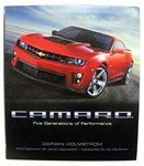 CAMARO Five Generations of Performance, Book