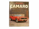 "1967-1998 ""Camaro"" Book of History in Color by Steve Statham"