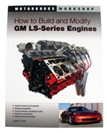"""How to Build and Modify GM LS-Series Engines"" Book by Joseph Potak"