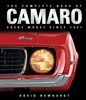 """ The Complete Book of Camaro "" Book by David Newhardt"