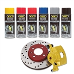 Brake Caliper, Drum, and Rotor Paint 11 oz. Spray Can, Each
