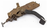 1967 - 1968 Camaro Emergency Parking Brake Pedal Assembly, Original GM Used