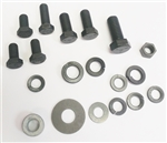 1970 - 1972 Camaro Big Block Power Steering Pump Mounting Hardware Set
