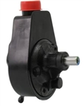 1975 - 1979 Power Steering Pump, Original Rebuilt with Reservoir