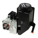 1967 - 1992 Power Steering Pump, Hi-Performance, Cast Iron