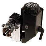 1967 - 1992 Camaro Power Steering Pump, Hi-Performance, Polished Aluminum | Camaro Central
