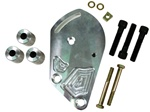 Power Steering Pump Bracket and Mounting Hardware Set, Hi-Performance, Big Block