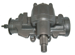 1967 - 1976 Camaro Power Steering Gear Box, Mid Ratio 3 Turn