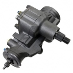 1980 - 1992 Power Steering Gear Box, Quick Ratio 2 Turn