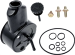 1969 Camaro Small Block Power Steering Pump Reservoir and Cap Kit