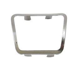 1967 - 1968 Pedal Pad Trim, Emergency Parking Brake