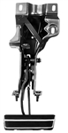 1967 - 1968 Camaro Pedal Assembl with Hanger for Automatic