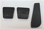 1993 - 2002 Camaro New Reproduction Manual Pedal Pad Set