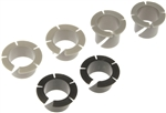 1982 - 2002 Camaro Pedal Assembly Shaft Bushings Set, Brake and or Clutch